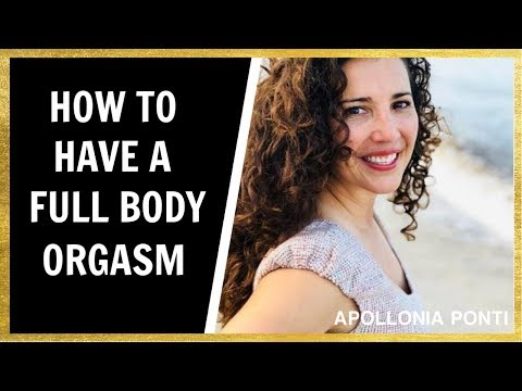Energy Orgasm | How To Have An Explosive Climax | 2 Experts