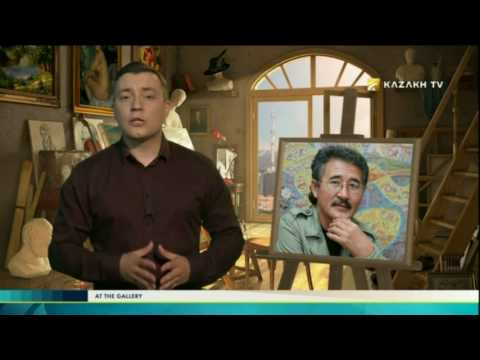At the gallery №16 (06.08.2017) - Kazakh TV
