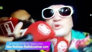 así se entregó Pity Álvarez ex viejas locas  tv online canal en vivo