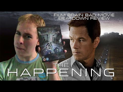 Bad Movie Beatdown: The Happening (REVIEW)