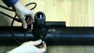видео Трубы и фитинги НПВХ безнапорные