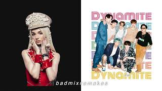 Poppy & BTS - Girls In Bikinis x Dynamite [BMR]