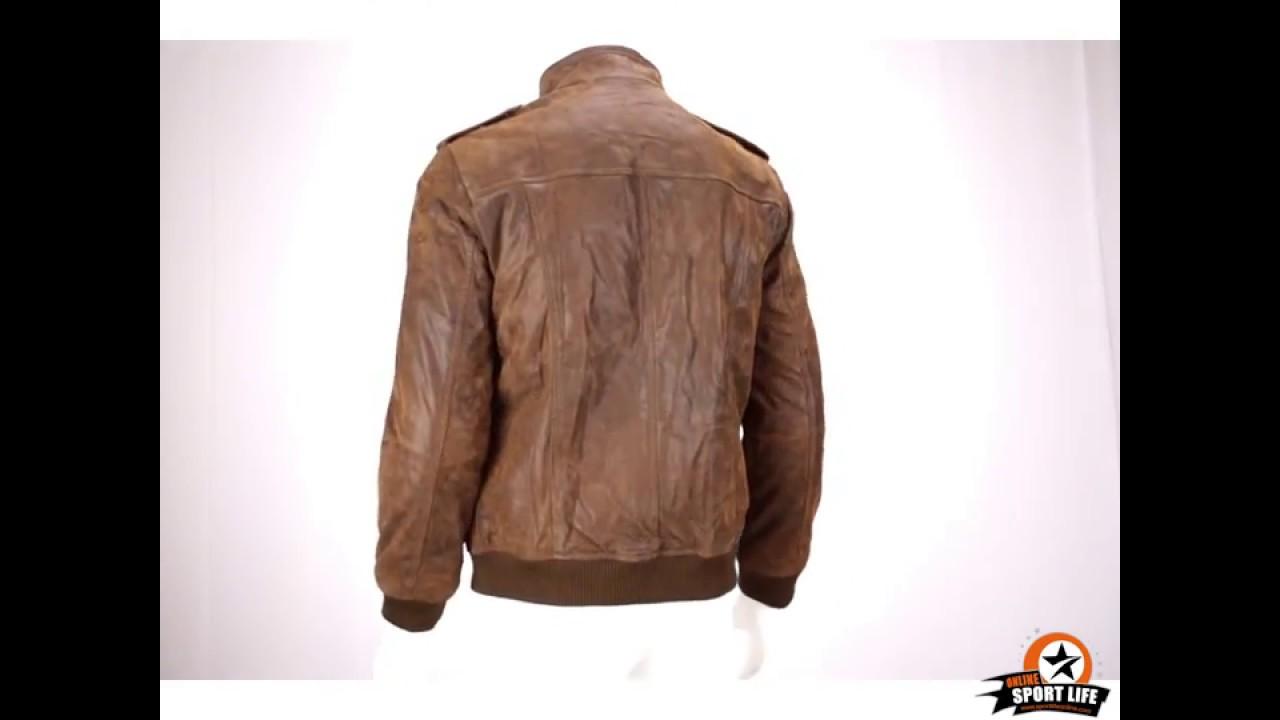 รีวิว เสื้อ แจ็คเก็ตหนัง Jacket Leather #เสื้อหนัง #แจ็คเก็ตหนัง - Sportlifeonline