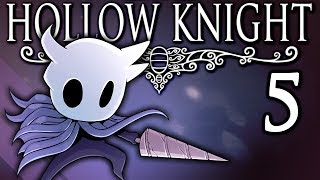 Hollow Knight - #5 - The Lake of Unn