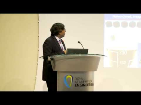 Professor Ravi Silva FREng - Innovation in Materials - Royal Academy of Engineering - 7 of 9