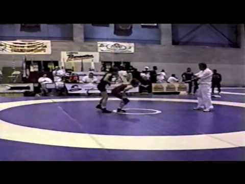 2000 Junior National Championships: 50 kg Andrea Pollock vs. Lindsay Rushton