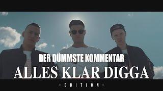 DER DÜMMSTE KOMMENTAR   Alles Klar DIGGA Edition   inscope21