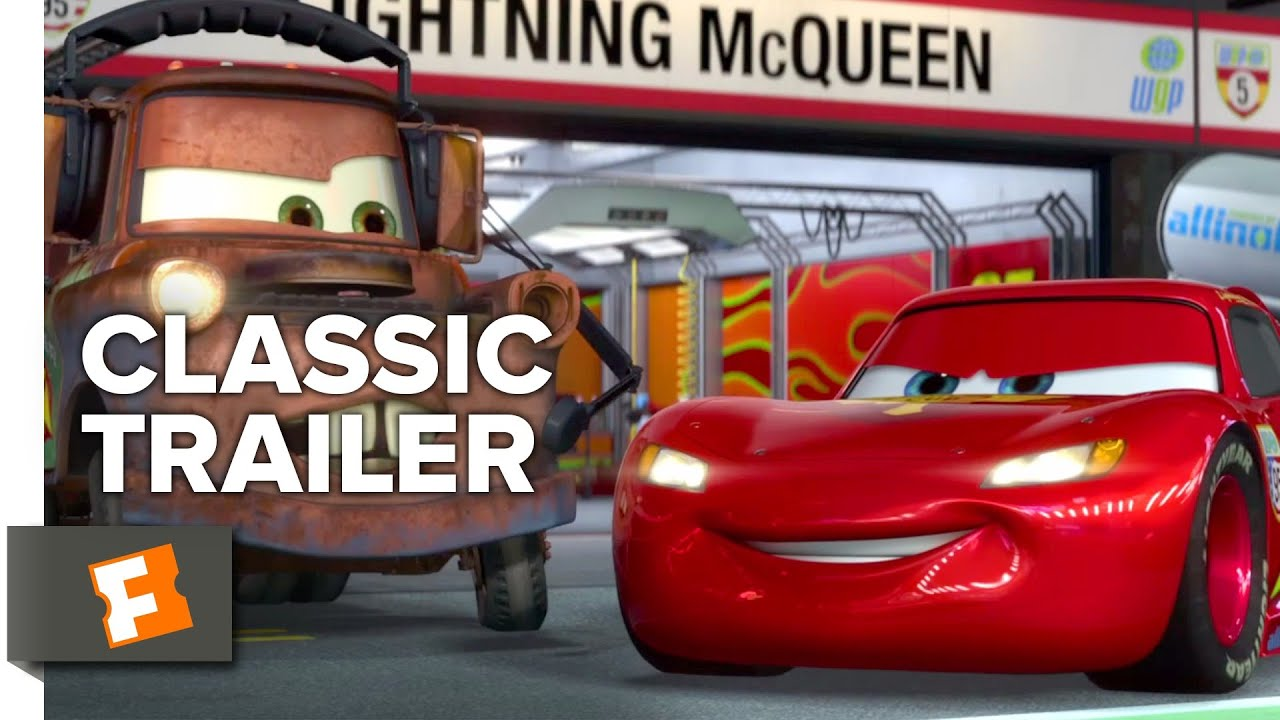 Cars 2 (2011) Trailer #2 | Movieclips Classic Trailers - YouTube