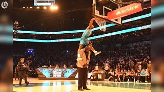 Best dunks in the NBA All-Star Dunk Contest thumbnail