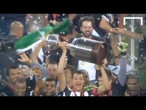 Newell´s Old Boys 2x0 Atlético -MG - 1º Jogo Semi Final Libertadores 2013 from YouTube · Duration:  4 minutes 6 seconds