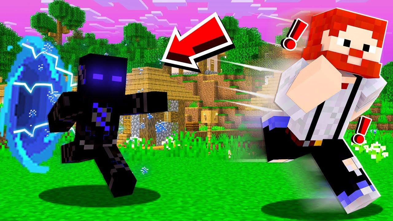 HIZ GÜCÜNE GİRDİM (speed force) #6 Minecraft Crazy Craft 2