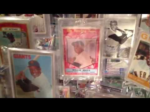 Willie mays Baseball Card PC
