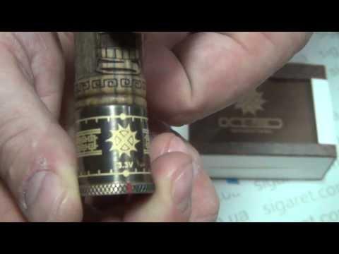 Электронная сигарета e-Fire Twist VV на 1100 mAh