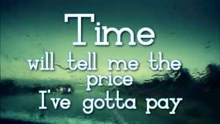 Danny Darko - Time Will Tell ft Jova Radevska [Lyric Video]