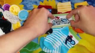 Посылки с Алиэкспресс. Всё для детей. Развивающие яйца, лабиринт, носочки с тормозами и др. одежда(В обзоре развивающие игрушки и некоторые вещички для деток. 1. Деревянный лабиринт - http://ali.pub/ijn85 2. Яйца -..., 2015-09-03T12:47:40.000Z)