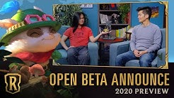Beta Season and Beyond: Legends of Runeterra in 2020