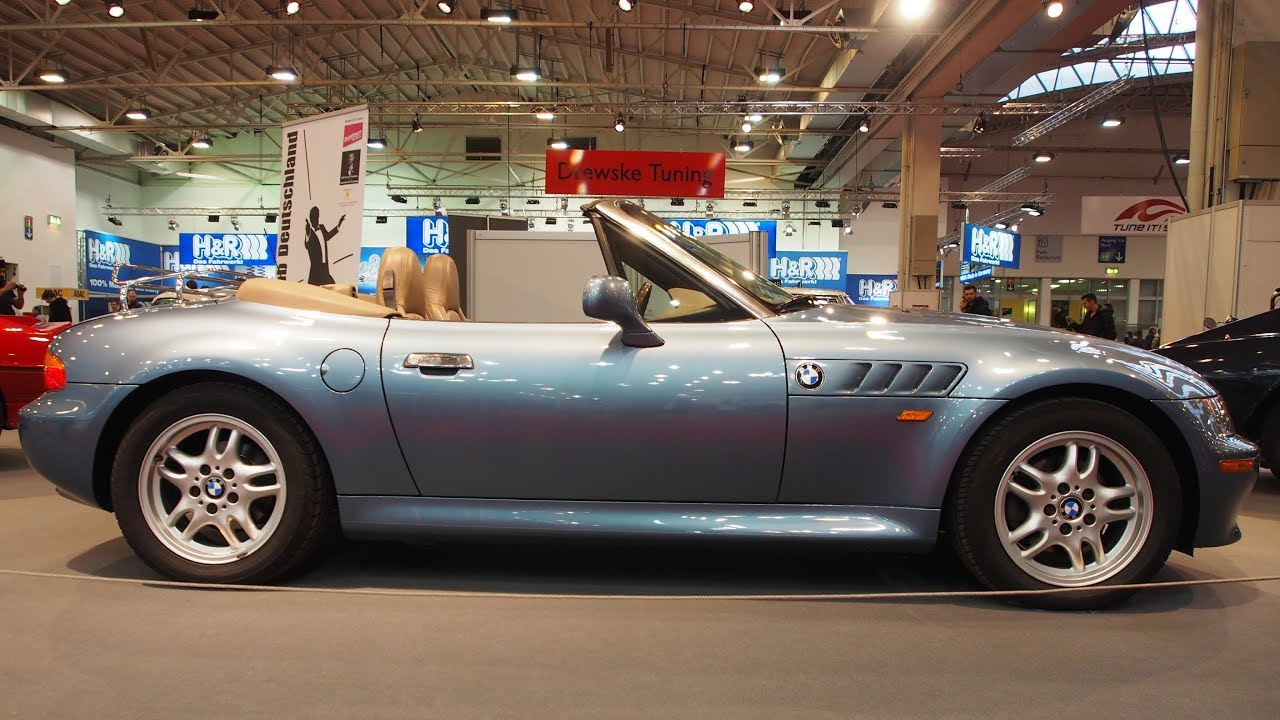Bmw Z3 James Bond Edition Roadster 007 Serie Exterior