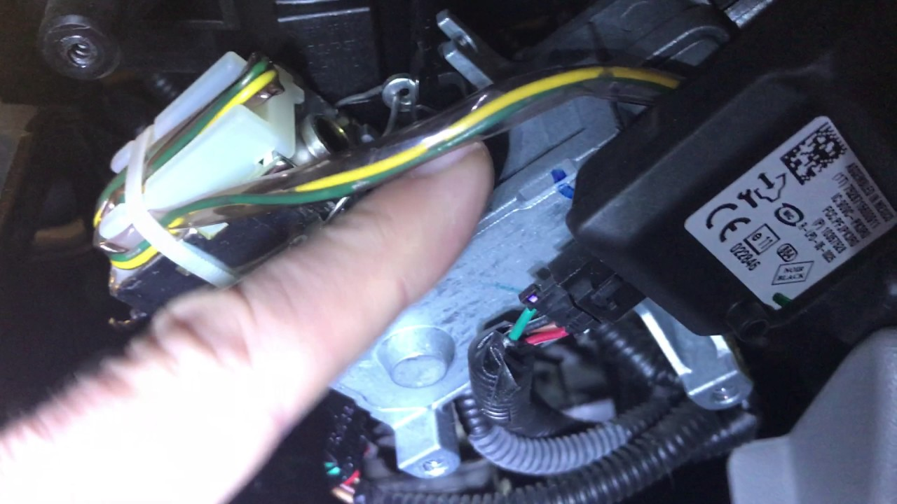 hight resolution of chevy equinox key stuck problem