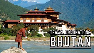 Places To Visit In Bhutan | Top 5 Places To Visit In Bhutan | Bhutan Tourism 2019