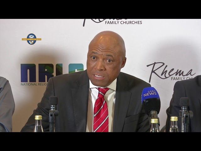 Not In My Name Campaign Media Briefing  - Bishop Mosa Sono Statement