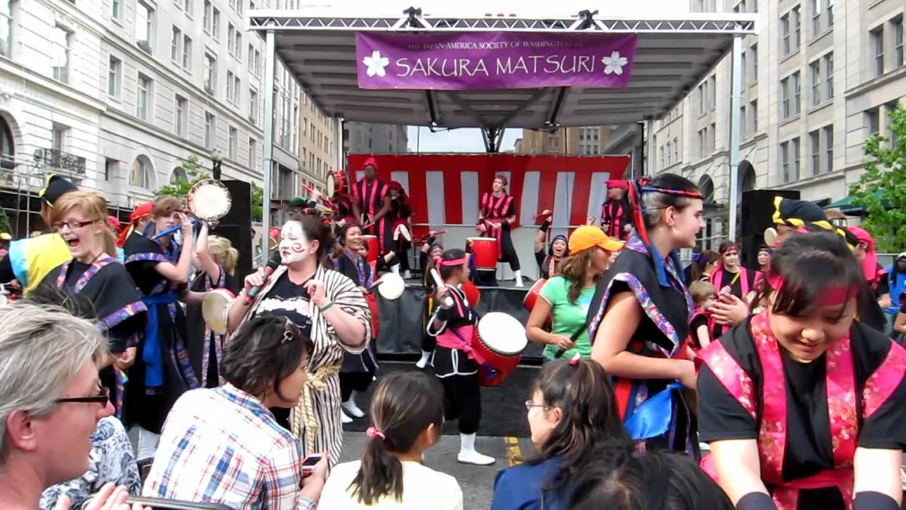 Image result for sakura matsuri dc