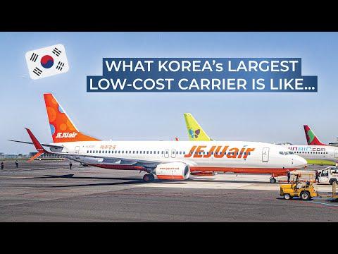 TRIPREPORT   Jeju Air (ECONOMY)   Jeju - Seoul Gimpo   Boeing 737-800