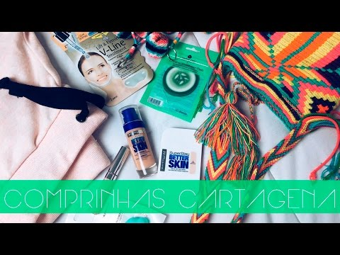 Comprinhas de Viagem: Cartagena | Wayuu Bag, cosméticos e mais