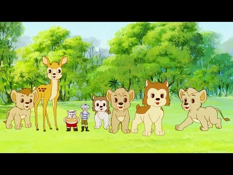 SIMBA THE KING LION | GR ep. 12...