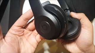 "Beats Solo 3 Wireless Headphones Unboxing ""First Pair of Beats"""