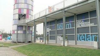 Lombardi visitó el stand de Télam en Tecnópolis y destacó la presencia de los medios públicos