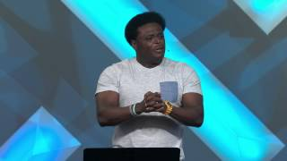 How To Be Courageous Enough To Face Your Fears with Pastor Derwin Gray