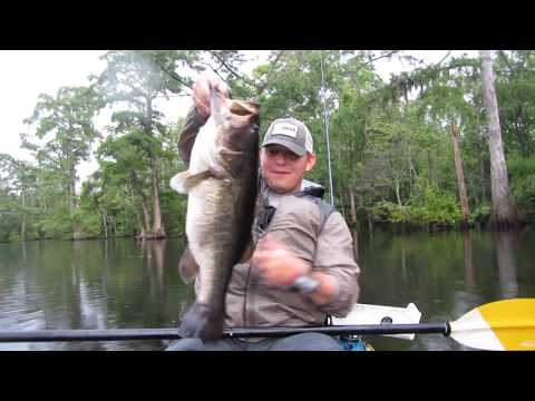 Kayak Bass Fishing - 36lb Bag at 109.50""