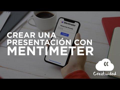 Mentimeter, tutorial paso a paso para aprender a realizar presentaciones de preguntas y respuestas
