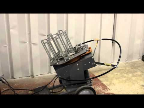 Champion EasyBird Electric Skeet Thrower Online at Tays Realty & Auction, LLC