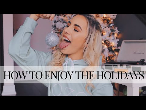 5 Ways To Enjoy The Holidays More