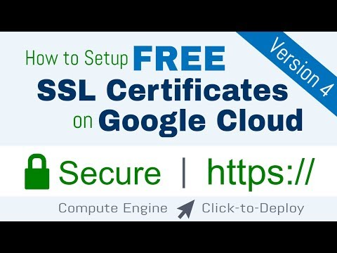 Free SSL Certificate Setup for WordPress on Google Cloud