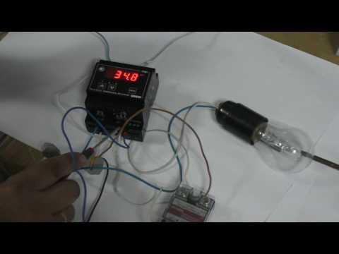 Подключение ОВЕН ТРМ1 с выходом У - ЦАП 0..10В