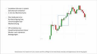Futures Trading mit NinjaTrader 8 bei der FXFlat Wertpapierhandelsbank - Teil 5