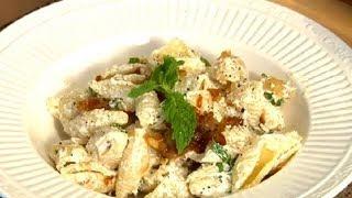 Greek Pasta Salad With Yogurt : Greek Recipes
