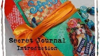 Secret Journal Class with Terri Kahrs