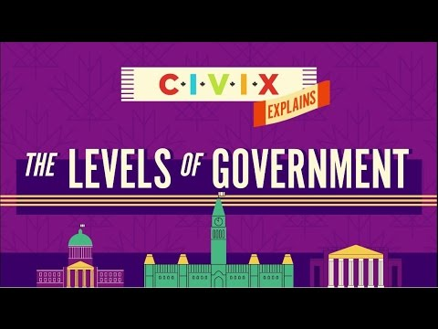 the levels of government youtube