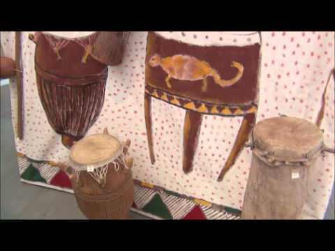 Doest music instruments at NAAM yuly 2014