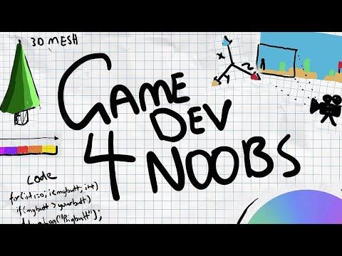 Game Development for Noobs | Beginner Guide
