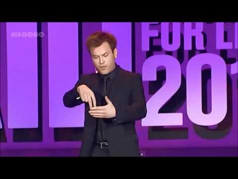 Christian Fuhlendorff - Comedy Aid 2010