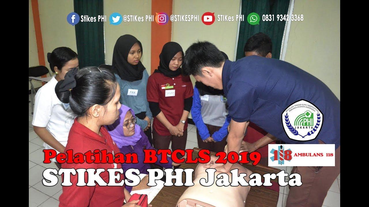 Pelatihan Btcls 2019 Stikes Youtube