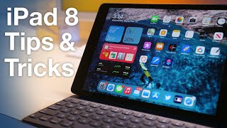 How To Use IPad 8th Gen Tips/Tricks!