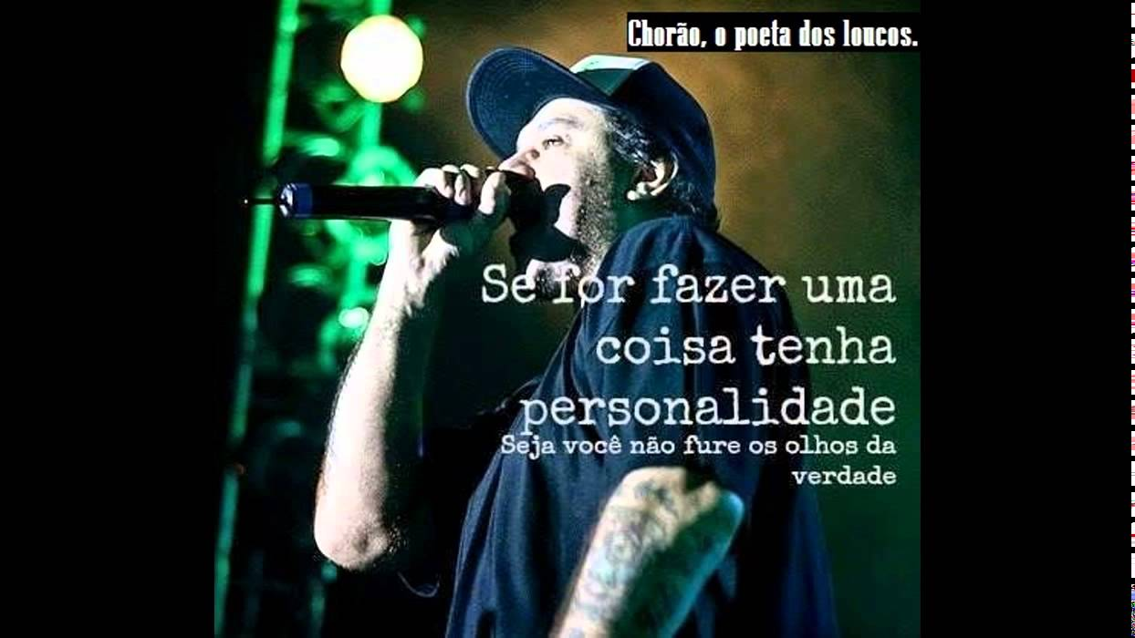Frases Do Chorão Do Charlie Brown Jr Doovi