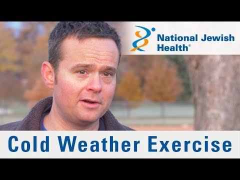 Does Cold Weather Exercising Burn More Calories?