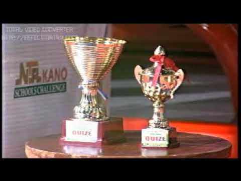 RCE KANO ESD/SDG SECONDARY SCHOOLS QUIZ COMPETITION 2017 EDITION Episode 3b