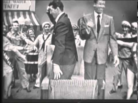 THE DEAN MARTIN AND JERRY LEWIS  1954
